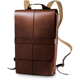 Brooks Piccadilly Mochila de cuero 10,5l, brown